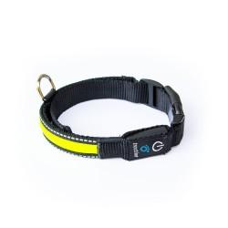 LED Halsband TRACTIVE  (keuze uit S-M-L)