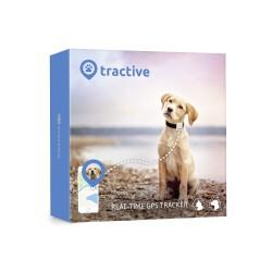 Tractive GPS Tracker voor Hond en Kat
